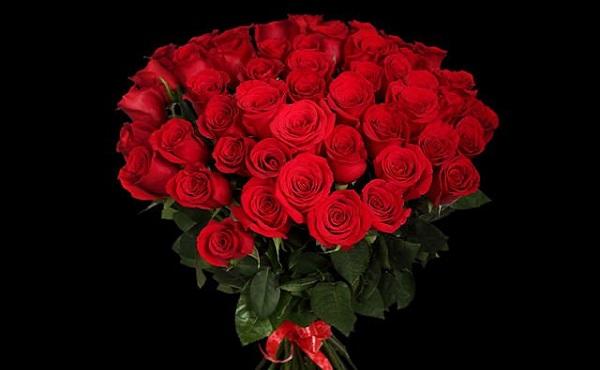 Сонник букет красных роз подарок 10