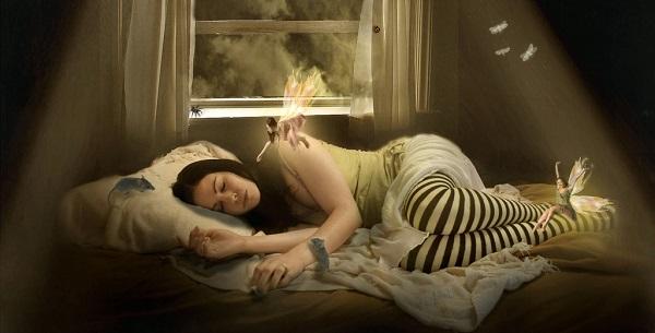 Как сделать чтобы снились приятные сны