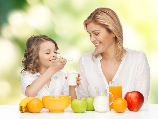Что кушать во время грудного вскармливания маме?